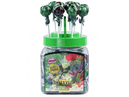 864 Euphoria Cannabis Cola Maxi Lollipops 1