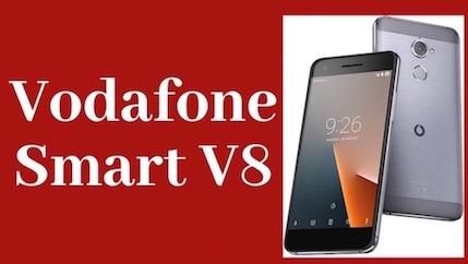 Vodafone Smart V8 Cold Metal | ABSmobil