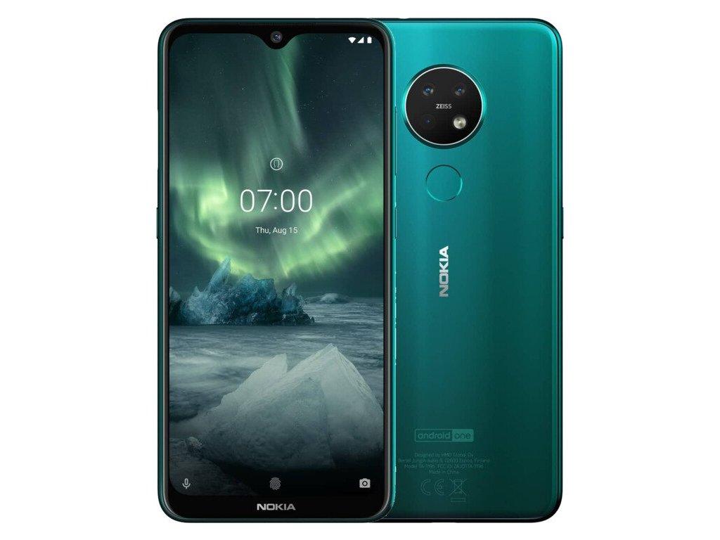 Nokia 7.2 4GB/64GB Dual SIM Cyan Green