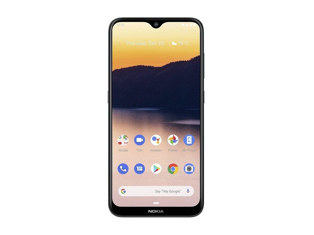 Nokia 2.3 2GB/32GB šedá Dual Sim - rozbaleno