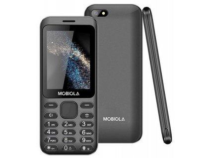 Mobiola MB3200 Dual SIM šedý