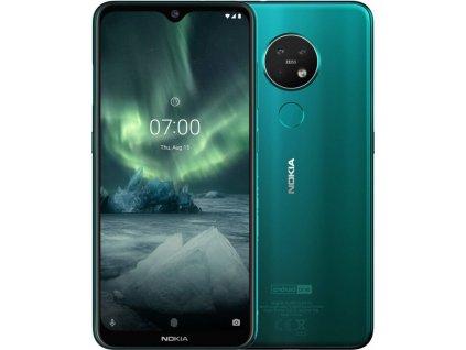 Nokia 7.2 4GB/64GB Dual SIM Ice