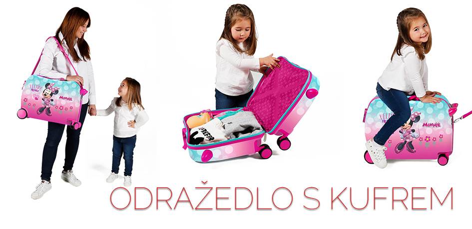 Cestování s dětmi nebylo nikdy jednodušší