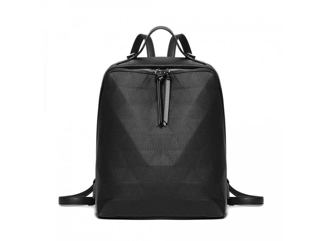 Elegantní dámský batoh Trinity - černý