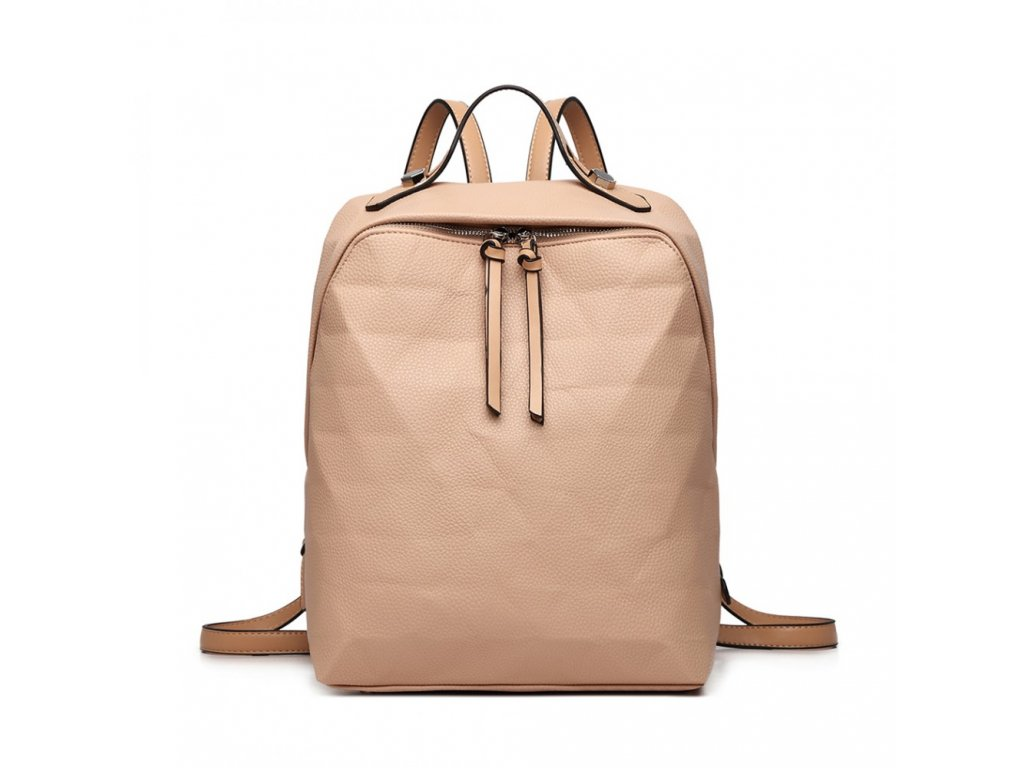 Elegantní dámský batoh Trinity - khaki