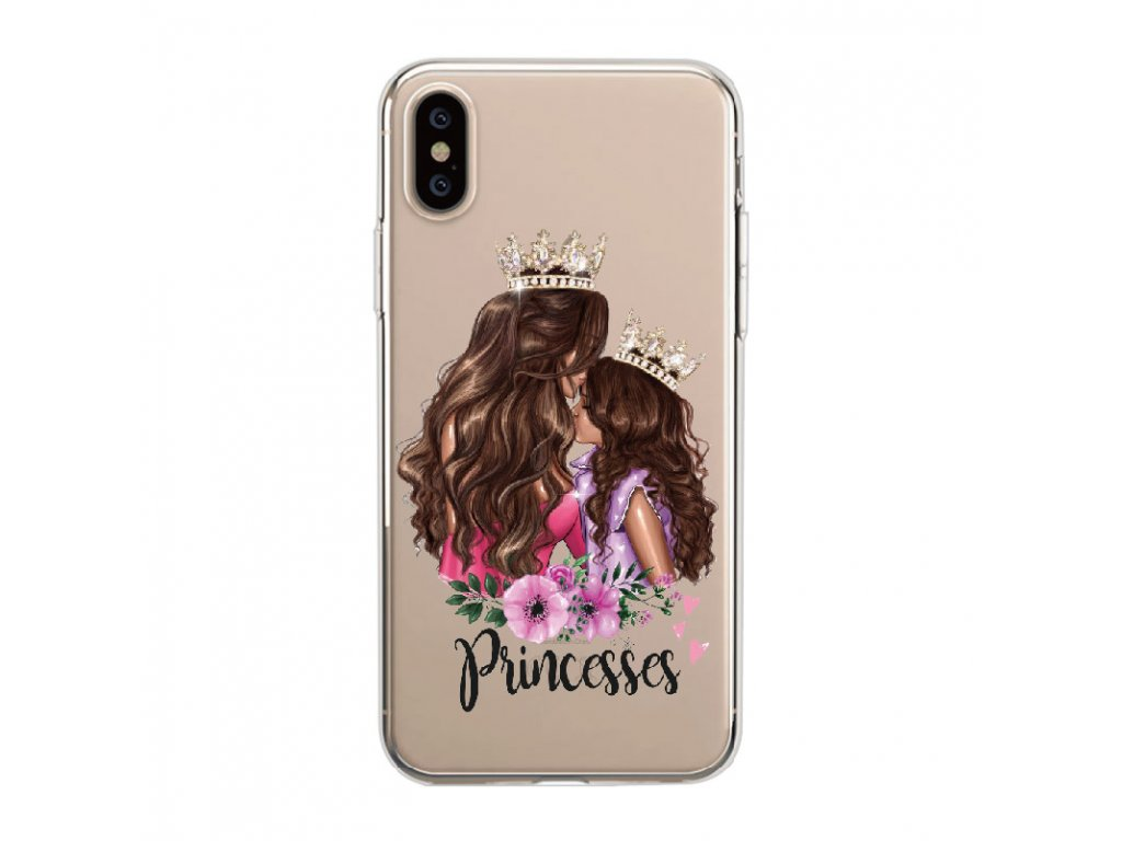 Kryt na mobil Iphone - Princezny