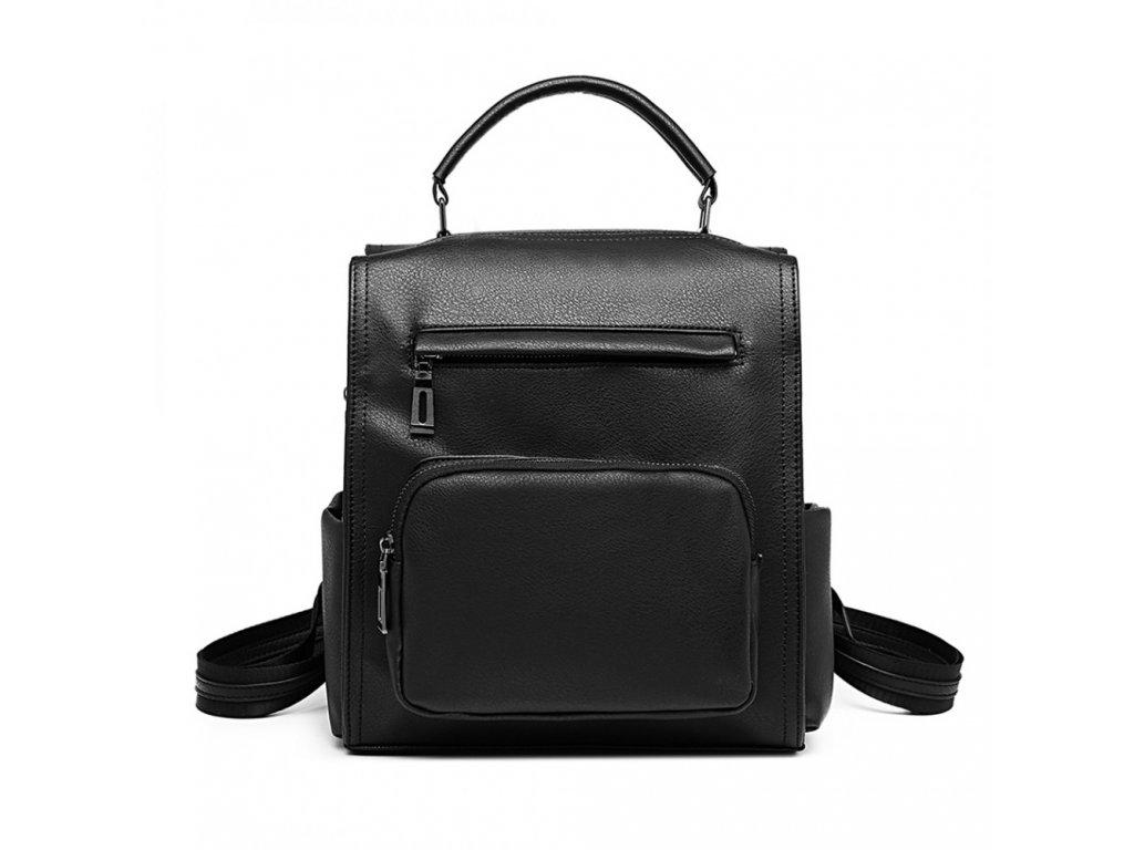 Dámský módní batoh Roxy - černý