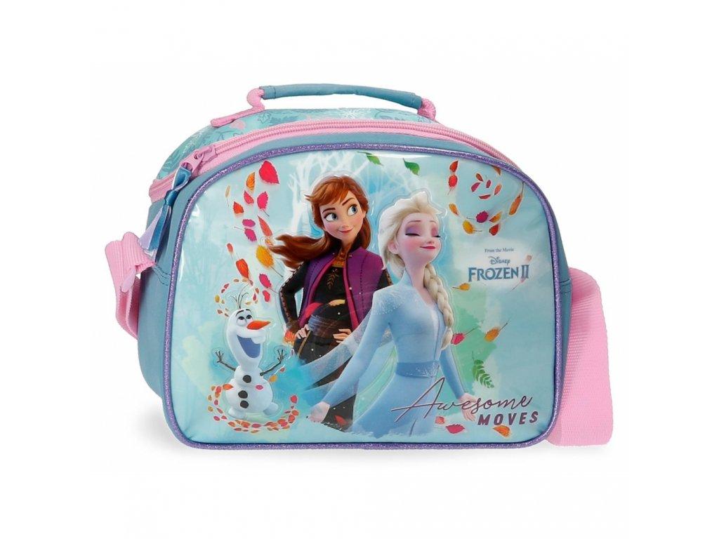 Taška přes rameno / toaletní taška na kufr Frozen 2 Awesome Moves