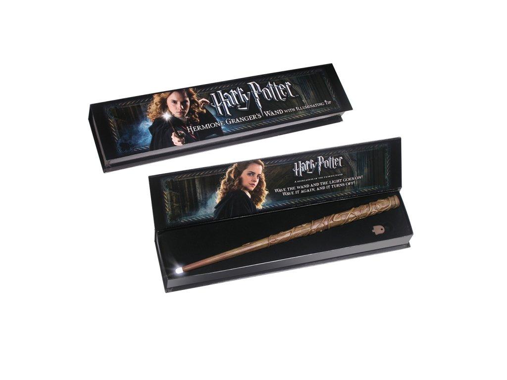 Originální svítící hůlka Hermiona Grangerová