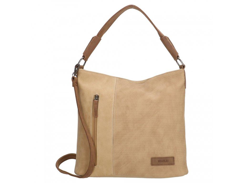 Crossbody / handbag taška Beagles Brunete - camel