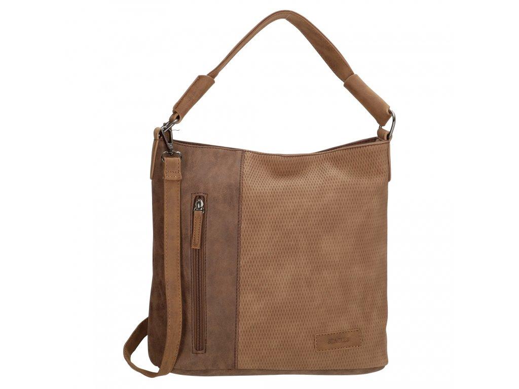 Crossbody / handbag taška Beagles Brunete - hnědá