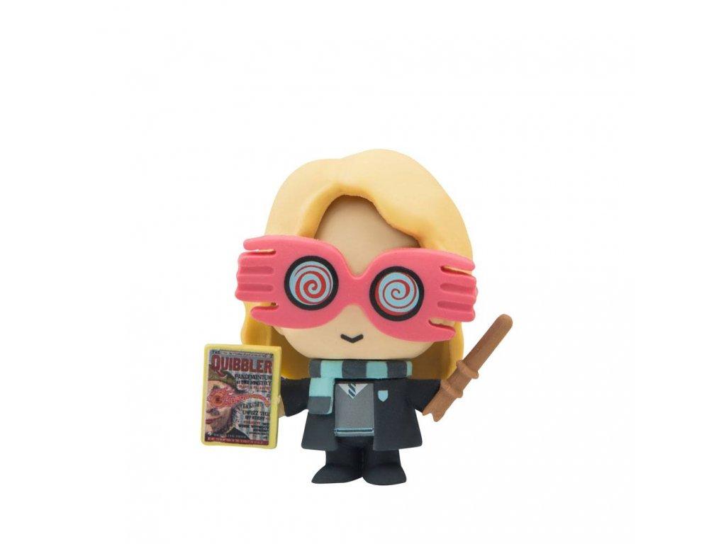 Gumová sběratelská figurka z edice Harry Potter - Luna Lovegood