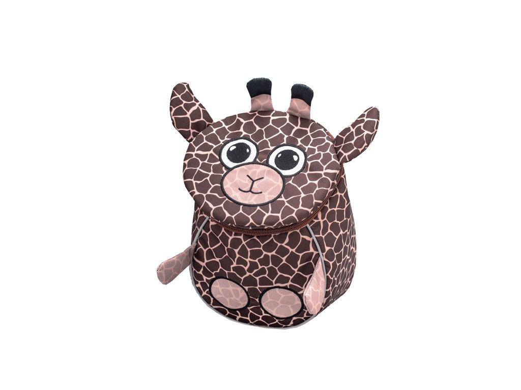 Dětský batoh BELMIL MINI GIRAFFE - žirafa