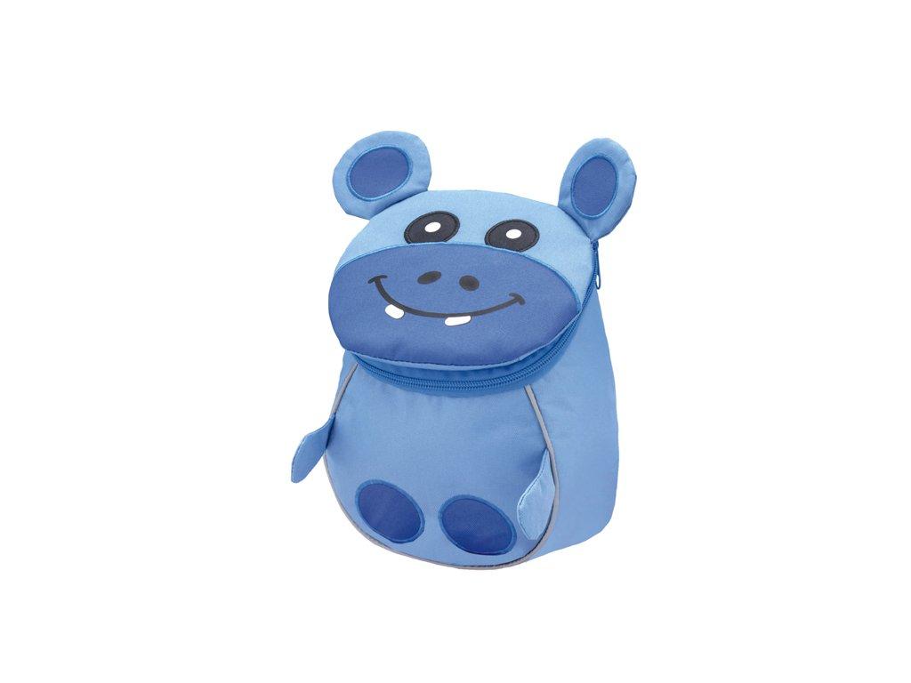 Dětský batoh BELMIL MINI HIPPO - hrošík