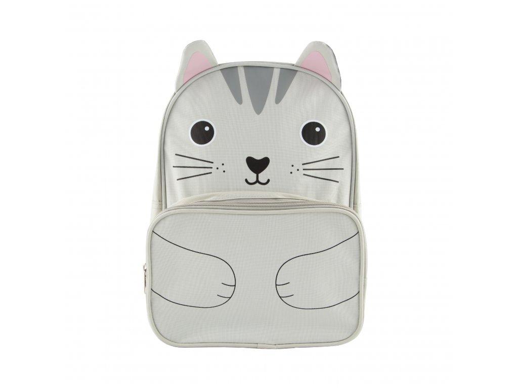 Předškolní batoh - kočička Sass & Belle
