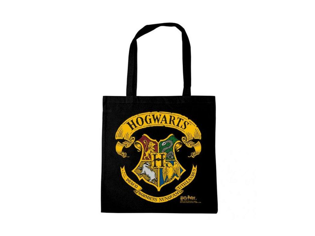 Harry Potter nákupní plátěná taška - Bradavice