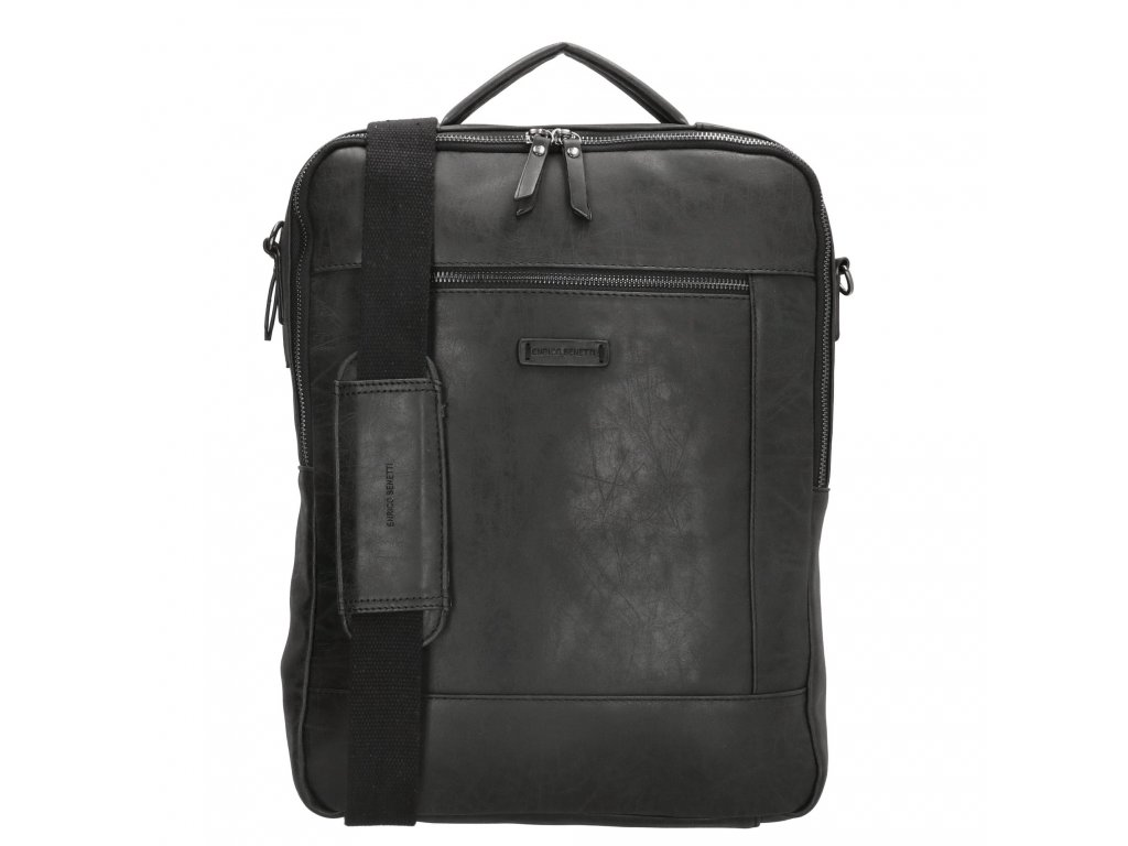 "Dámský laptop batoh (15,6"") Enrico Benetti - černá"