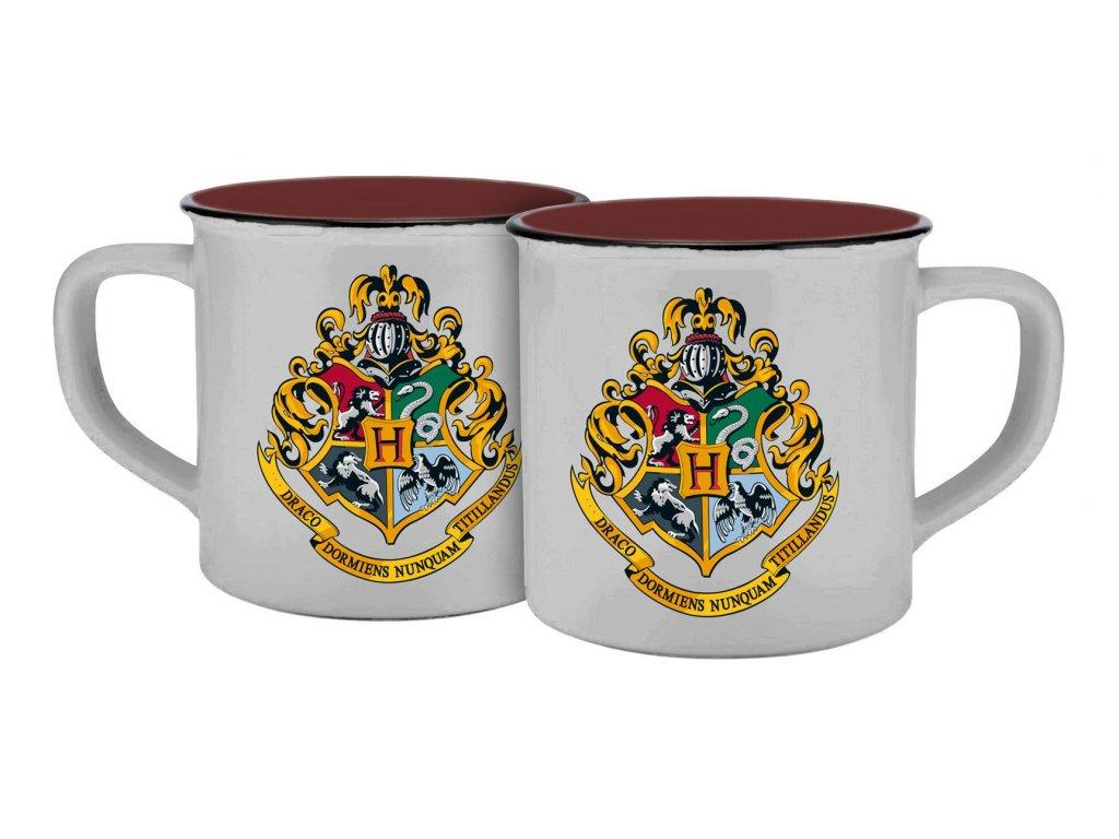 Keramický hrníček Harry Potter 300 ml - Bradavice - Hogwarts