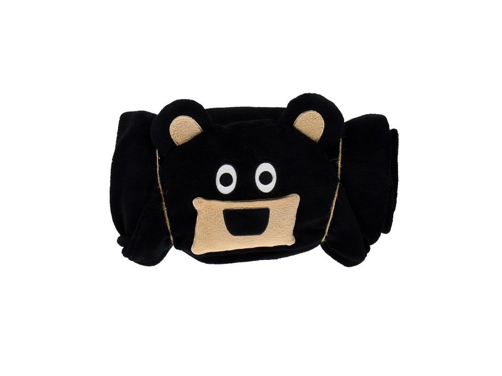 Dětská fleecová deka - Medvěd