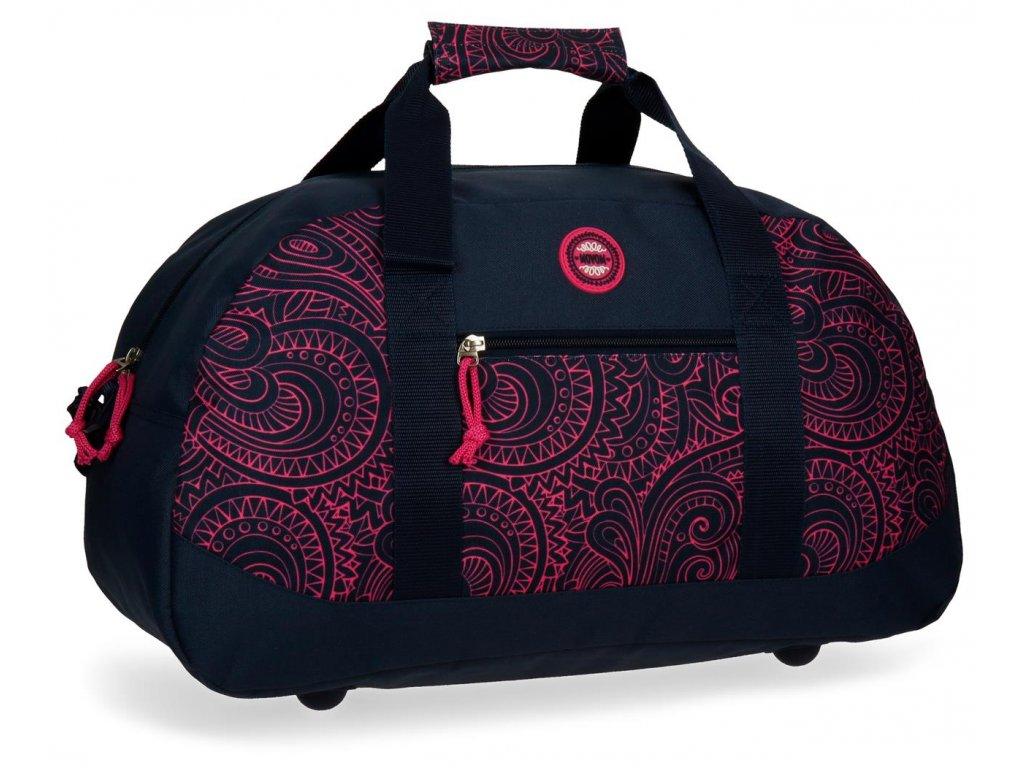 Cestovní taška Movom Paisley