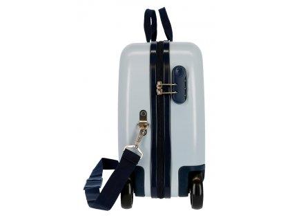 Dětský kufřík na kolečkách - odražedlo - Mickey Mouse - Roadster