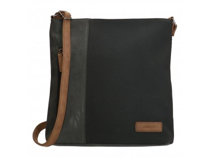 Crossbody taška Beagles Brunete - černá