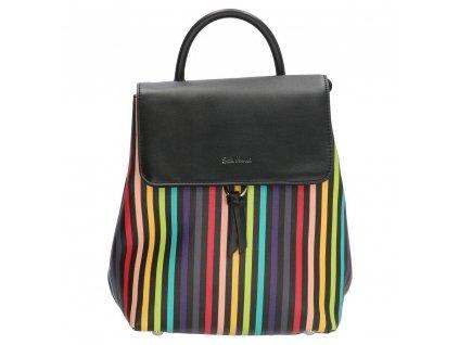 Pestrobarevný elegantní batoh Little Marcel