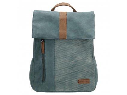 Dámský batoh Beagles Brunete - džínsová modrá