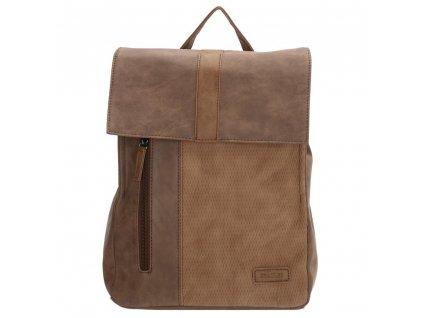 Dámský batoh Beagles Brunete - hnědý