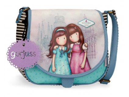 Crossbody taška Gorjuss Friends Walk Together
