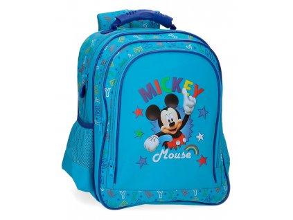 Batoh dvoukomorový Mickey Stars 2