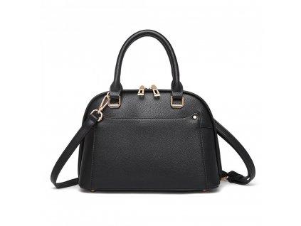 Elegantní crossbody kabelka Zara - černá