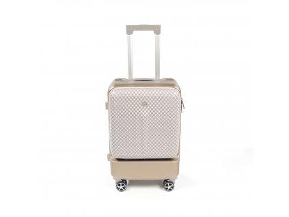 Kabinový kufr na kolečkách Pasito a Pasito 42L