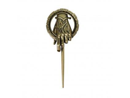 Odznak Pravá ruka Krále - Hra o Trůny - Game of Thrones