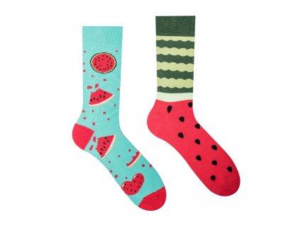Veselé ponožky Meloun