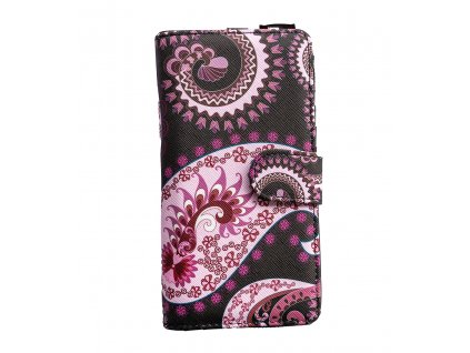 Designová peněženka Floral Mood  - Akara