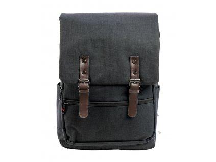Městský unisex batoh Bonty New Berry Collection - černý