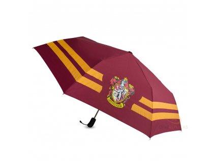 Deštník Harry Potter Nebelvír