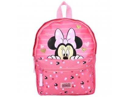 Předškolní batoh Minnie Mouse Vadobag