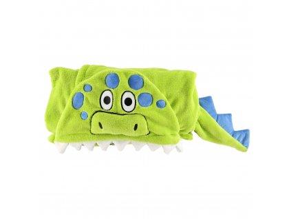 Dětská fleecová deka - Dinosaurus