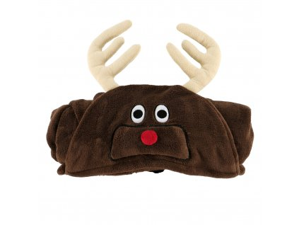 Dětská fleecová deka - Sob Rudolf
