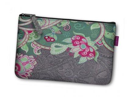 Kosmetická eko taška Kašmír