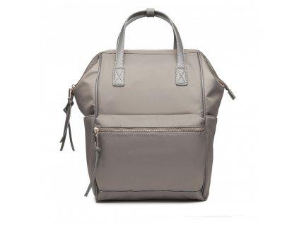 Cestovní batoh Deluxe - šedý