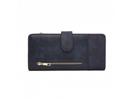 Dámská peněženka Poppy - modrá