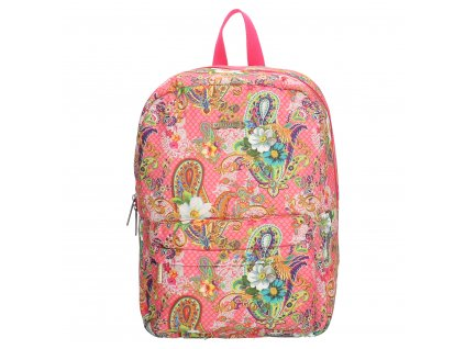 Veselý dámský batoh Melli Mello - Turquoise