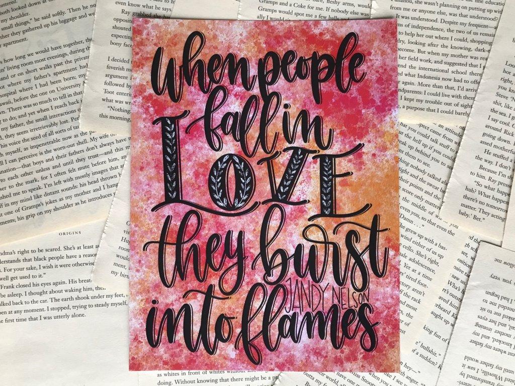 people fall in love