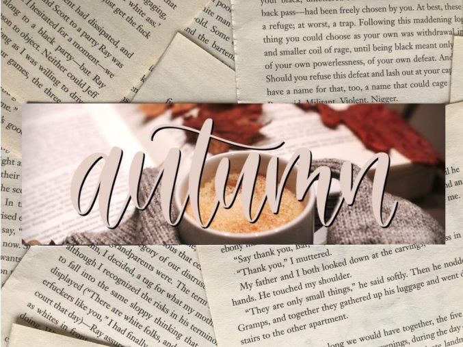 Záložka: Autumn