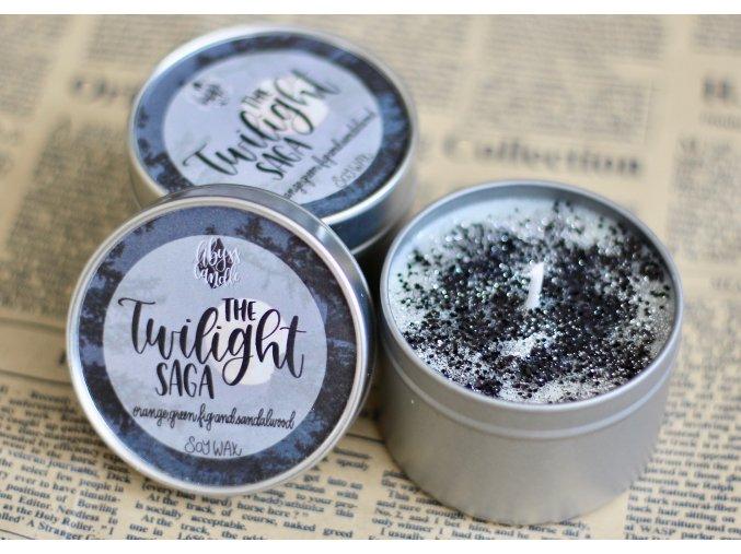 The Twilight saga (Stmívání)  I Edward by téhle svíčce záviděl, jak se třpytí