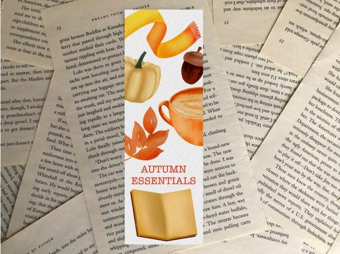 Záložka: Autumn essentials