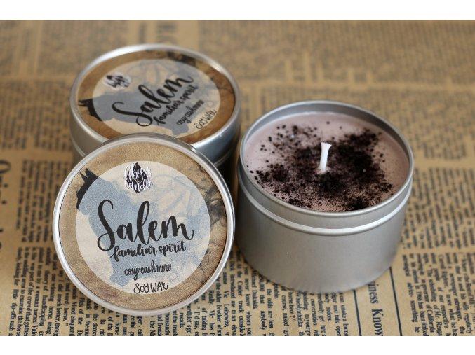 """Salem """"familiar spirit"""" (Domácí fámul)"""